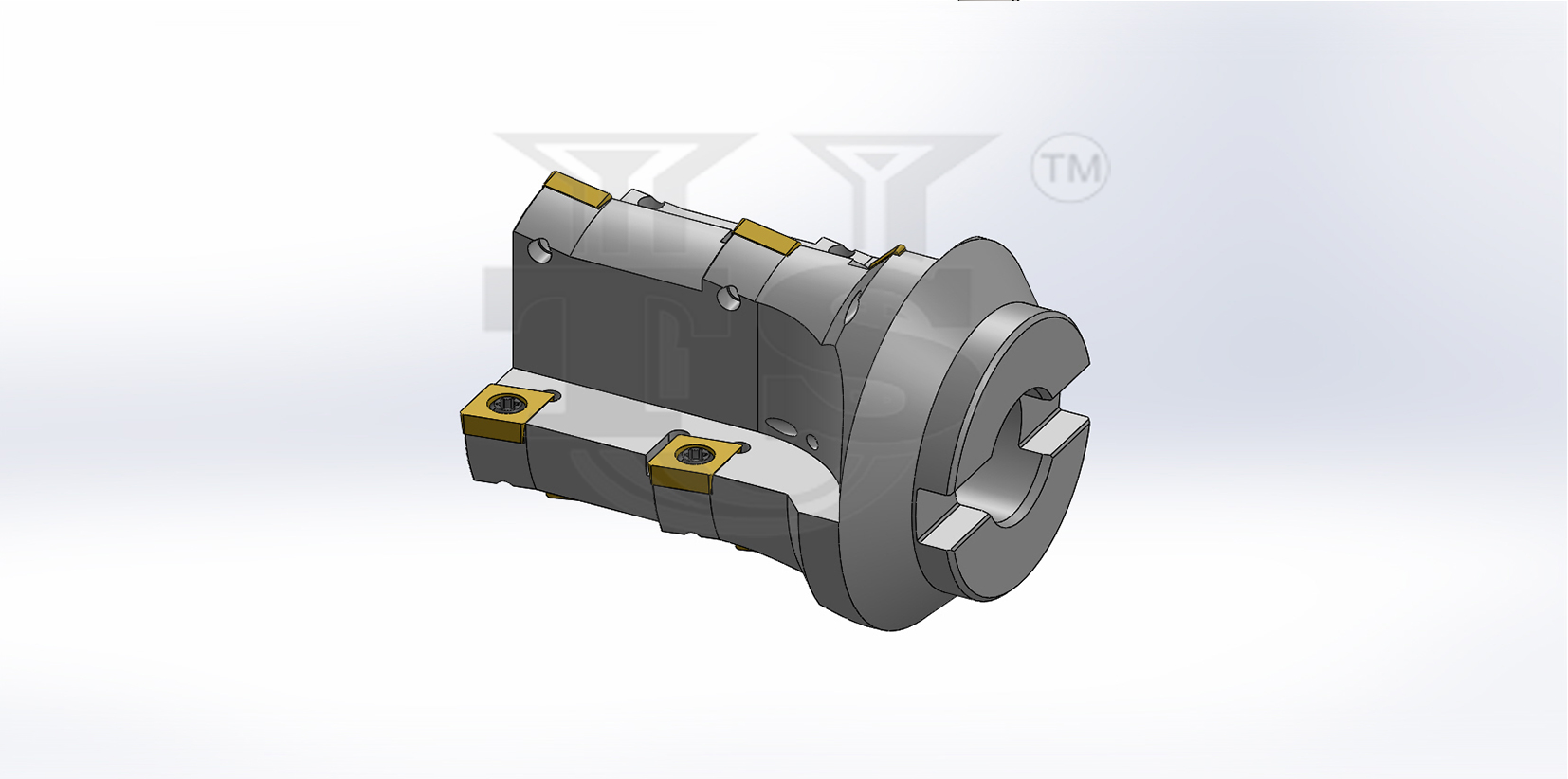 COMBI ROUGH BORING CHAMFER TOOL